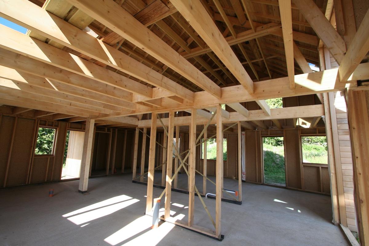 Quelle technique de construction en bois faut-il choisir?